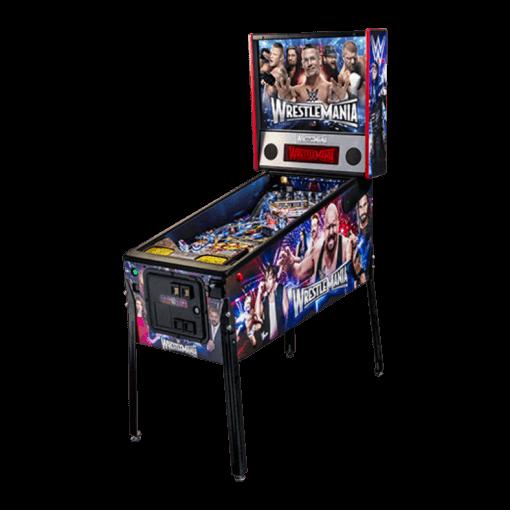 WWE Wrestlemania Pro Pinball Machine by Stern